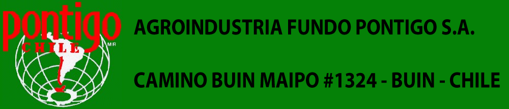 Agroindustria Fundo Pontigo S A.